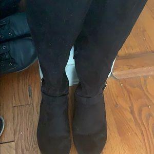 Fergalicious Dominate Boots Black sz8.5